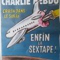 Satiirileht Charlie Hebdo kujutas Siinai lennukatastroofi suguaktina