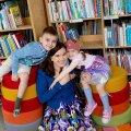 Selle kuu lemmikud ehk mida valivad raamatukogust endale uurimiseks ja lugemiseks 3- ja 6-aastane?