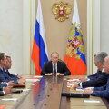 Putin arutas Krimmi terrorismivastast julgeolekut julgeolekunõukogu liikmetega