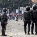 Rahutused San Cristobalis 29. märtsil