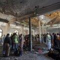 Pakistani islamikoolis hukkus plahvatuses vähemalt seitse inimest
