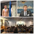 Fotokollaaž: Tallinna linnavolikogu, Kristen Michal, Mihhail Kõlvart