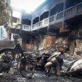 Islamiäärmuslased tapsid Kenya rannikulinnas 48 inimest