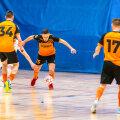 Saalijalgpall Eestis: kes pääseb ihaldatud kahe meeskonna hulka?