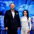 Urmas Vaino ja Katlin Kasak