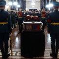 FOTOD: Moskvas toimus Türgis mõrvatud suursaadiku ärasaatmine