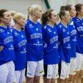Eesti naiste korvpallikoondis vs Horvaatia
