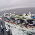 California rannikul ei pääse sadamasse ristluslaev, kus võetakse koroonaviiruse proove