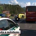 VIDEO | Eesti koolilapsi vedanud bussiga juhtus Slovakkias liiklusõnnetus. Lastega on kõik korras. Sõiduautost lõigati inimesi välja