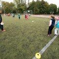 Jalgpalli Liidu jalgpalliprojekti avalöök Arte Gümnaasiumis
