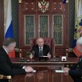 Putin vahetas välja Peterburi kuberneri