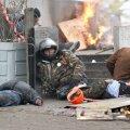 Ülemraada komisjon: meeleavaldajate tulistamises Maidanil on süüdi kuritegelik rühmitus Janukovõtši juhtimisel