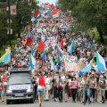 В Хабаровске разогнали 92-ю акцию в поддержку Фургала: задержаны десятки человек, протестующие сообщили об избиениях и пытках