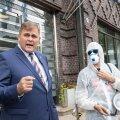 IRLi linnapeakandidaat Raivo Aeg tutvustab korruptsioonitõrje plaani