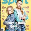 Ajakiri Sport märts 2016