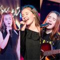 """ФОТО И ВИДЕО DELFI: Молодые таланты наступают! На ETV+ прошел кастинг музыкального шоу """"Браво"""""""