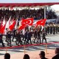 Küprose Türgi Vabariigi iseseisvuspäeva paraad