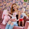 ÕNNELIK Marilyn on rõõmus, et tema unistus kahest lapsest on täitunud. Kaius ja Celine olevat suurepärase ööunega, nii et Marilyn pole magamatust eriti kogenud.