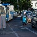 Sujuvat liiklusvoogu kägistavate autovoogude asemel võiks rohkem vurada kaherattalised, arvab Mart Mikk.