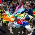 Ründaja Tallinn Pride üritusel