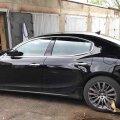 Tondil leiti ühest garaažist luksusauto Maserati, mis oli varastatud Soomest
