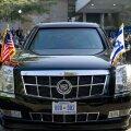 Obama limusiini tangiti Iisraelis väidetavalt bensiini asemel diisliga
