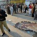 Tippkohtumise-eelne vägivald Pakistanis nõudis 28 inimelu