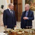 Vanad sõbrad. Vladimir Putini toetus on lasknud Mihhail Piotrovskil muuseumi oma suva järgi valitseda.