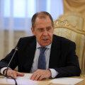 Lavrov: radikaalset tegevust Valgevenes ässitab umbes 200 Ukrainas treenitud ekstremisti