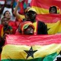 200 Ghana jalgpallifänni palus Brasiilias asüüli