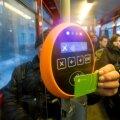 Validaatorite kasutamine ühistranspordis