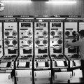 Vaba Euroopa Müncheni stuudio 1972. aastal. 1995. aastal kolis raadiojaam Baierimaalt Prahasse.