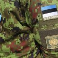 Eesti kaitseväelane Liibanoni missioonil