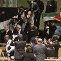 ÜRO kiitis Palestiinale vaatlejariigi staatuse andmise heaks