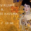 Искусствовед из Вены познакомит таллиннцев с творчеством Густава Климта и Альфонса Мухи
