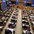Riigikogu arutab täna Euroopa võlakriisi mõju Eestile