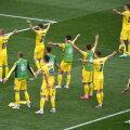 Ukraina koondis on kahes esimeses mängus näidanud väga põnevat jalgpalli. Kaugele see neid viib?