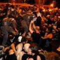 Jeruusalemmas nõudsid tuhanded inimesed Iisraeli peaministri Netanyahu tagasiastumist