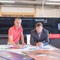 Возобновление торговли в Скандинавии увеличило оборот эстонской типографии