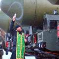 Ülempreester Smirnov: tuumarelva pühitsemine on õige, sest tänu sellele suurepärasele leiutisele on Venemaa endiselt olemas