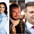 GRAAFIK | Nemad on vabas Eestis sündinud tänavuste riigikogu valimiste edukaimad noored