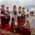 Kersti Kaljulaid Ukraina visiidil.