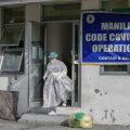Maailma noorim koroonaviiruse ohver on ilmselt 29-päevane imik Filipiinidel