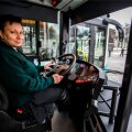 DELFI FOTOD JA VIDEO: Tallinn sai juurde 20 uut keskkonnasäästlikku linnaliinibussi