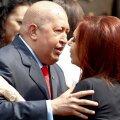 Vähihaiged presidendid: lahkunud Hugo Chávez (Venezuela) ja Cristina Fernández de Kirchner (Argentina)