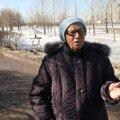 ВИДЕО: Пожилая москвичка спела для портала Delfi в Таллиннском парке