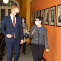 Михкельсон и министр иностранных дел Испании обсудили ситуацию на Украине