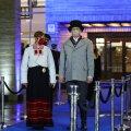 ФОТО И ВИДЕО | Керсти Кальюлайд и ее муж появились на торжественном концерте в Пайде в особенных нарядах. Они связаны с историей семьи президента