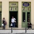 Ühe euro pood Kreekas