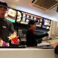Jaapani McDonald'sites piiratakse friikartulidefitsiidi tõttu portsjonite suurusi